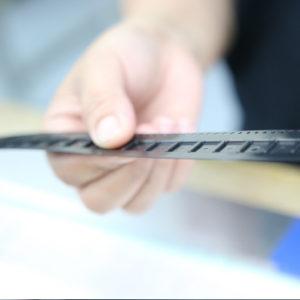 Carrier tape sample