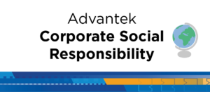 Advantek Corporate Social Responsibility Logo