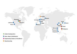 Advantek Map